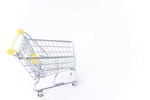 ショッピングカートの写真素材 [FYI04710104]