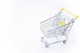 ショッピングカートの写真素材 [FYI04710128]