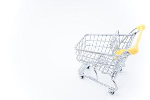 ショッピングカートの写真素材 [FYI04710129]