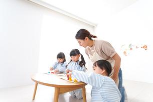 幼稚園の写真素材 [FYI04710390]