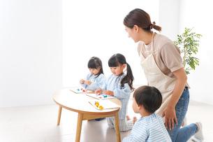 幼稚園の写真素材 [FYI04710399]