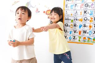 子供の英語教室の写真素材 [FYI04710450]