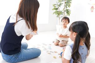 子供の英語教室の写真素材 [FYI04710518]