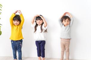 こども園・幼稚園・保育園の写真素材 [FYI04710832]