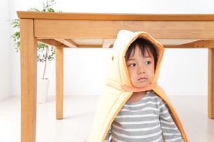 防災頭巾の写真素材 [FYI04710975]