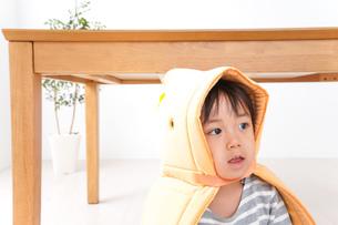 子供の災害対策の写真素材 [FYI04710976]