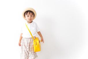 幼稚園児・入園の写真素材 [FYI04710981]