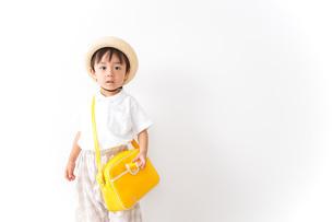 幼稚園児・入園の写真素材 [FYI04710982]