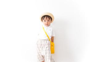 幼稚園児・入園の写真素材 [FYI04710984]