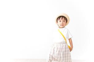 幼稚園児・入園の写真素材 [FYI04710986]
