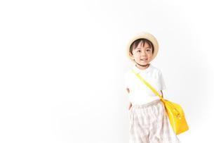 幼稚園児・入園の写真素材 [FYI04710989]