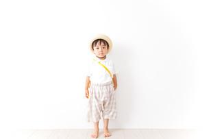 幼稚園児・入園の写真素材 [FYI04710991]