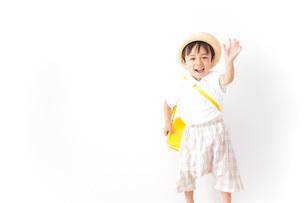幼稚園児・入園の写真素材 [FYI04710992]