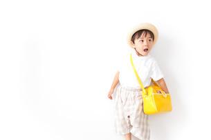幼稚園児・入園の写真素材 [FYI04710995]