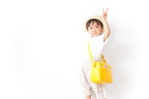 幼稚園児・入園の写真素材 [FYI04710996]