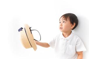 幼稚園児・入園の写真素材 [FYI04710999]