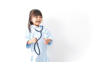 子供のお医者さんの写真素材 [FYI04711060]