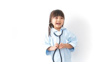 子供のお医者さんの写真素材 [FYI04711066]