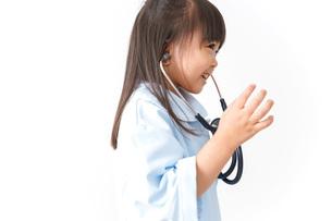 子供のお医者さんの写真素材 [FYI04711073]