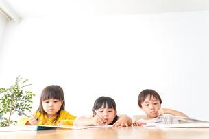 こども園・幼稚園・保育園の写真素材 [FYI04711143]