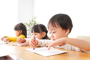 幼児教育の写真素材 [FYI04711190]