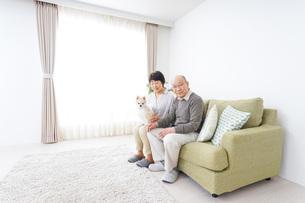老夫婦の写真素材 [FYI04711312]