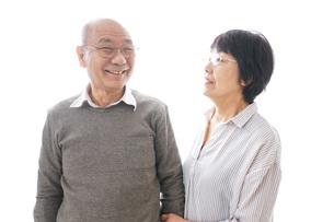 老夫婦の写真素材 [FYI04711328]