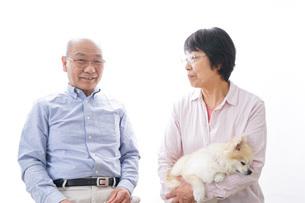 老夫婦の写真素材 [FYI04711340]