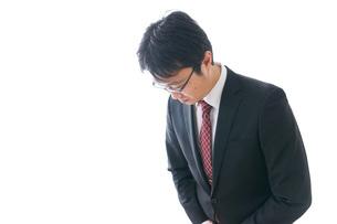 ビジネスマンの写真素材 [FYI04711347]