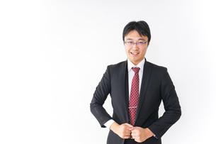 ビジネスマンの写真素材 [FYI04711349]