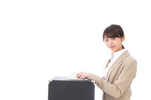 選挙・投票・演説の写真素材 [FYI04711432]