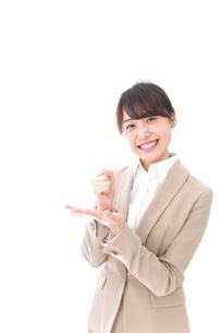 ひらめくビジネスマン・ビジネスアイデアの写真素材 [FYI04711470]