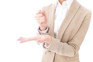 ひらめくビジネスマン・ビジネスアイデアの写真素材 [FYI04711475]