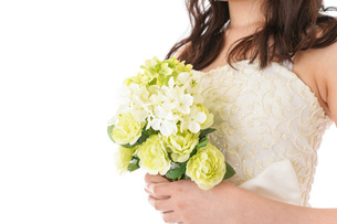 結婚式・花嫁イメージの写真素材 [FYI04716250]