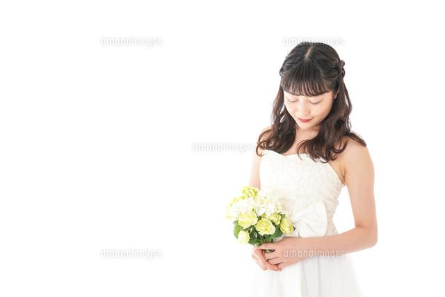結婚式・花嫁イメージの写真素材 [FYI04716293]
