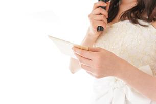結婚式・花嫁イメージの写真素材 [FYI04716324]