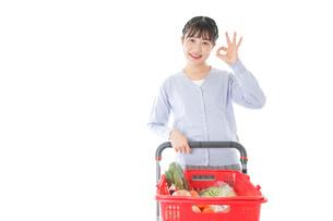 消費増税・キャッシュレス・軽減税率イメージの写真素材 [FYI04716463]
