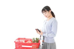 消費増税・キャッシュレス・軽減税率イメージの写真素材 [FYI04716492]