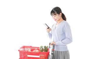 消費増税・キャッシュレス・軽減税率イメージの写真素材 [FYI04716496]