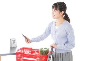 消費増税・キャッシュレス・軽減税率イメージの写真素材 [FYI04716509]