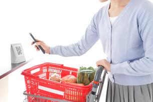 消費増税・キャッシュレス・軽減税率イメージの写真素材 [FYI04716512]