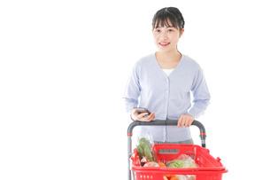 消費増税・軽減税率イメージの写真素材 [FYI04720203]