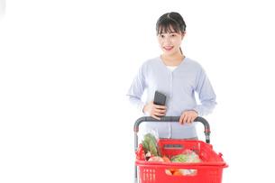 消費増税・軽減税率イメージの写真素材 [FYI04720204]