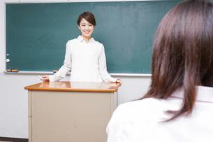 学校・授業イメージの写真素材 [FYI04721154]