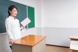 学校・授業イメージの写真素材 [FYI04721194]