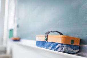 誰もいない学校の教室の写真素材 [FYI04721308]