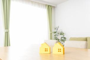 家探し・不動産イメージの写真素材 [FYI04721399]
