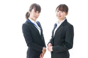 新入社員の写真素材 [FYI04722721]