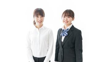 教師と生徒の写真素材 [FYI04722881]