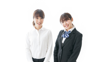 教師と生徒の写真素材 [FYI04722888]